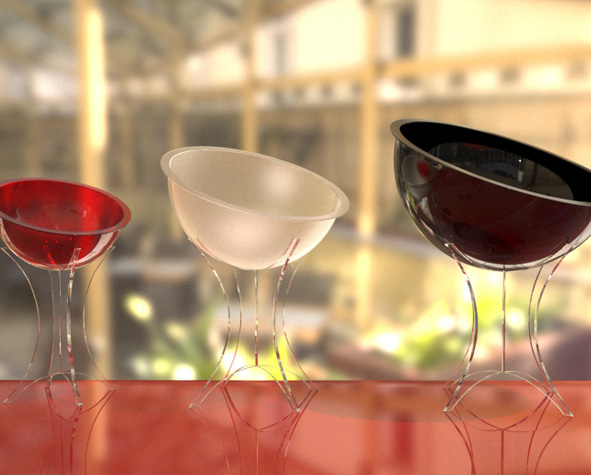 Acrylic-Dome-Fish-Bowel-with-Stand