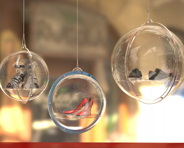 Acrylic-Dome_Hanging-display-ball