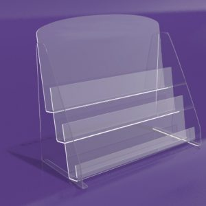 Brochure-Holders-Multi-Pocket-Display