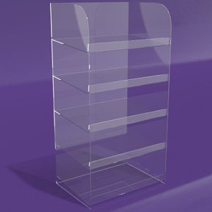 Brochure-Holders-News-Paper-Stand-B
