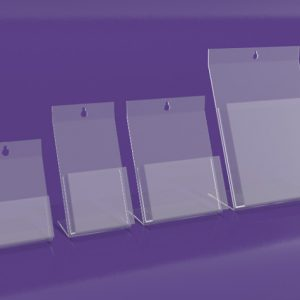 Brochure-Holders-Single-Compartment-Portrait