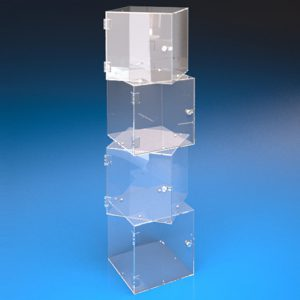 Display-Case-Free-standing-Cube
