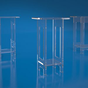 Plexiglas-Side-Table