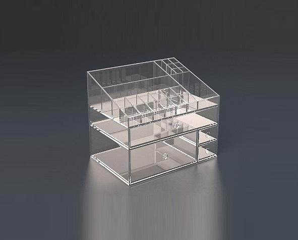 Jewellery-Cosmetic_Kiss-&-Make-up-3-tier-Organizer