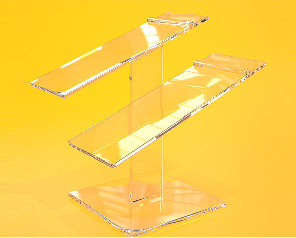 Raised-Double-Shoe-display-Stand-(02)